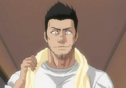 isshin kurosaki father bleach