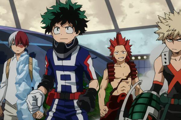 my hero academia protagonists