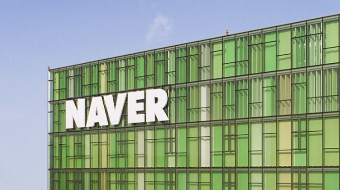 naver company owner of webtoons
