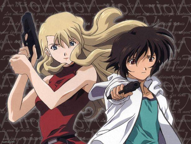 noir anime protagonists