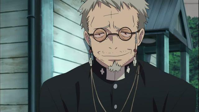 shiro father blue exorcist anime