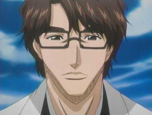 sosuke aizen glasses   7 Anime Characters Who Are Just Like #JoeBiden