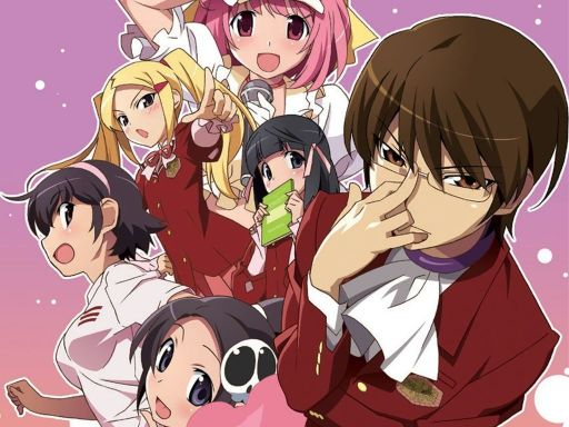 the world god only knows anime cover
