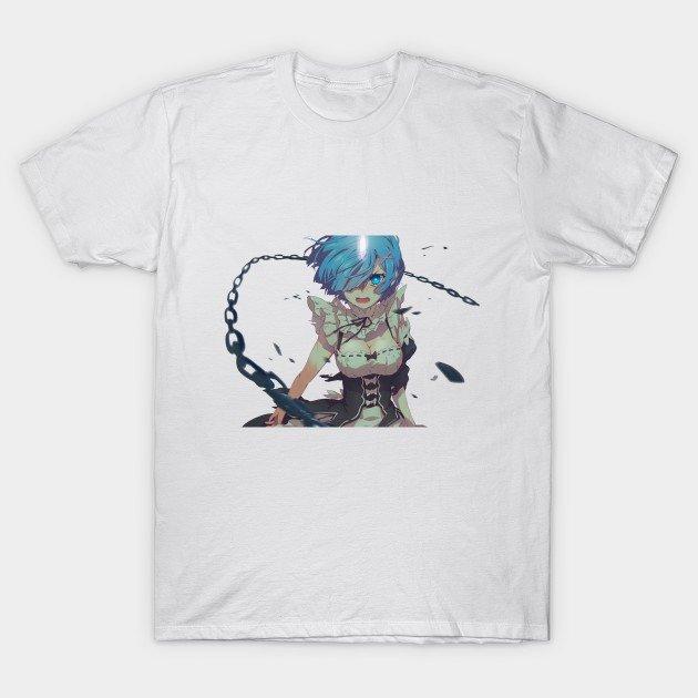 20+ Re:Zero T Shirts To Upgrade Your Anime Wardrobe