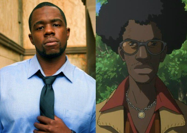 Akron Watson anime voice actor