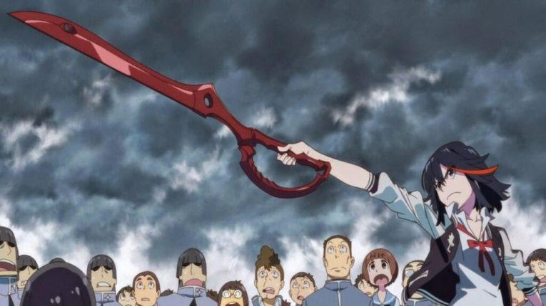 Giant Scissor Blades