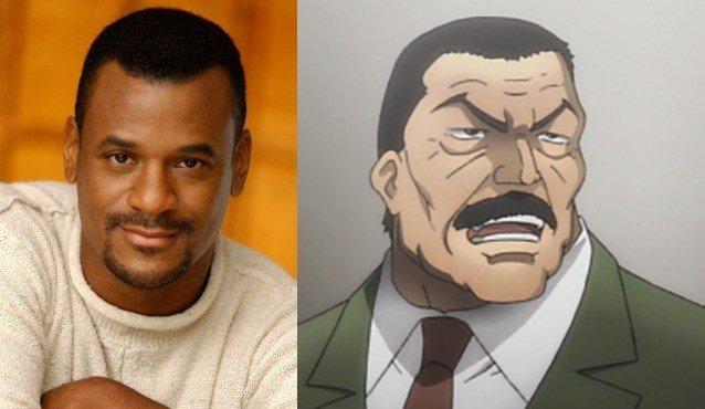 John Eric Bentley anime voice actor