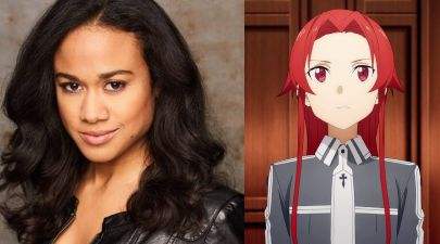 Kimberly Woods anime voice actor 1
