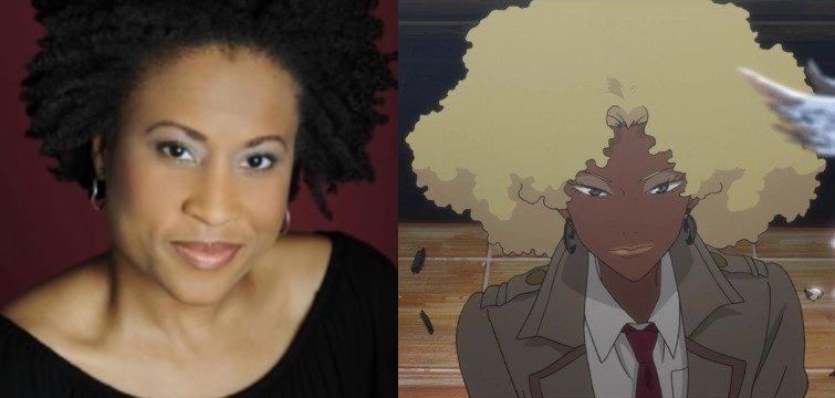 Sametria Ewunes anime voice actor