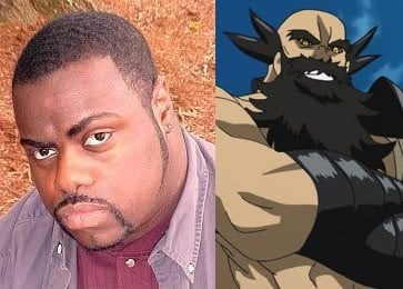 Wendel Calvert anime voice actor