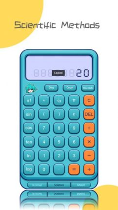 anime calculator app