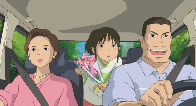 anime parents studio ghibli series