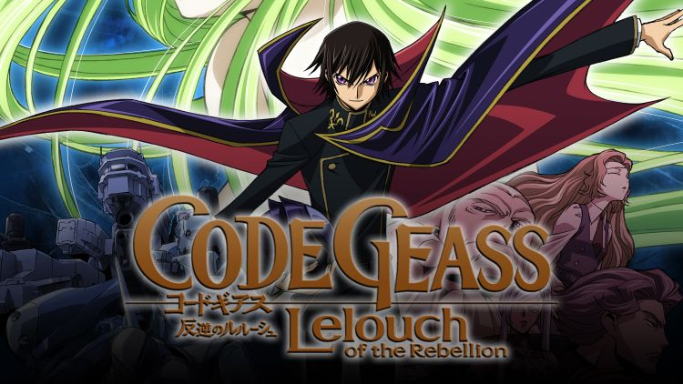 code geass lelouch cover anime