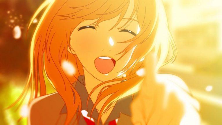 kaori miyazono beautiful smile