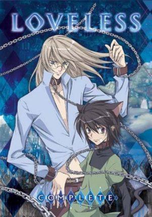 loveless anime cover 1