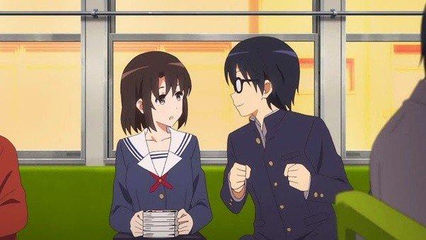 saekano megumi and tomoya