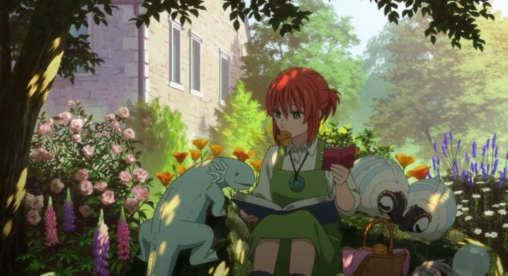 the ancient magus bride scenery hatori