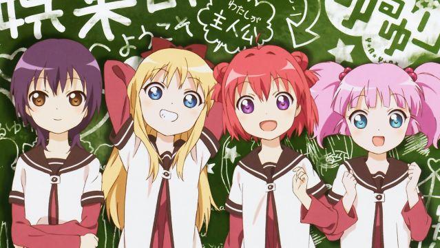 yuru yuri same faces