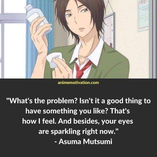 Asuma Mutsumi quotes 1