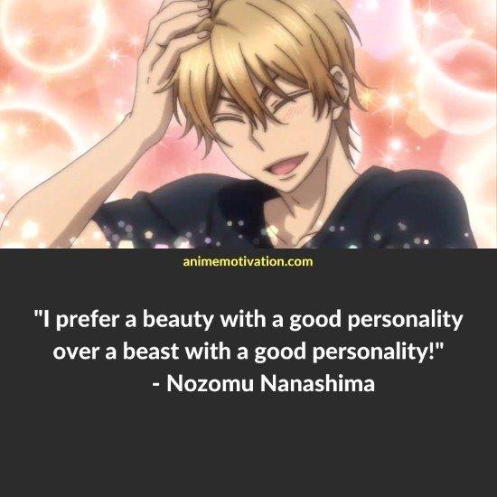 Nozomu Nanashima quotes