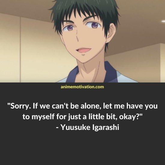 Yuusuke Igarashi quotes 2