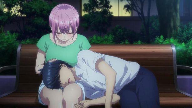 futaro lap pillow ichika anime