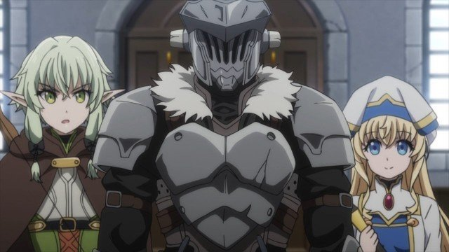 goblin slayer dark fantasy anime