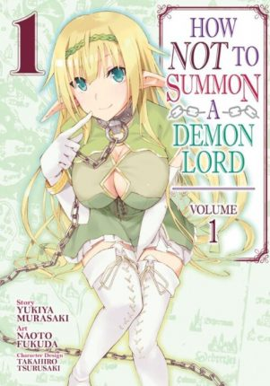 how not to summon a demon lord cover blondie