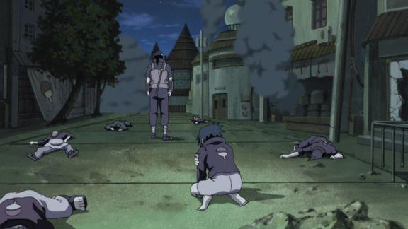 itachi slaughtered uchiha clan