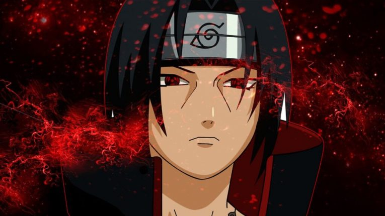 itachi uchiha anime wallpaper