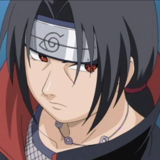 itachi uchiha leaf headband