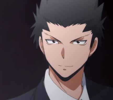 karasuma assassination classroom anime character