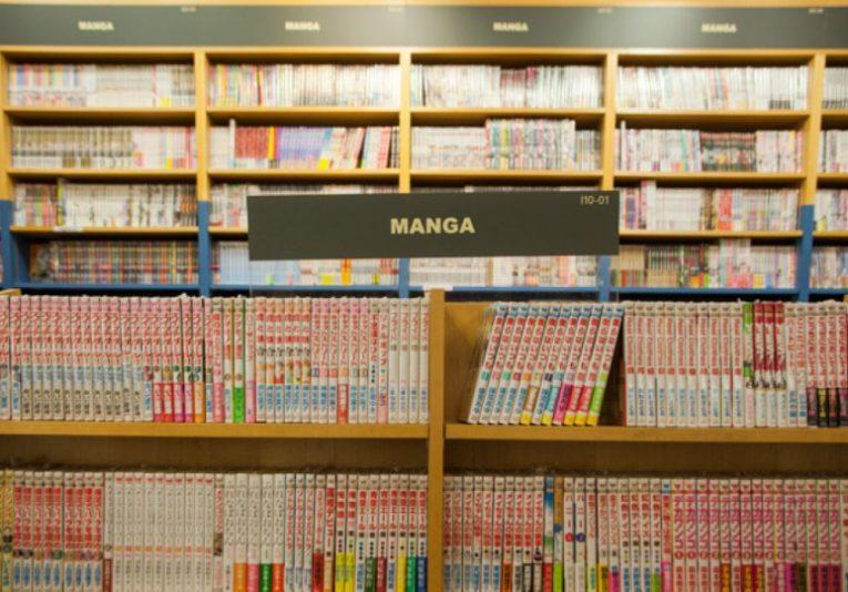 manga kinokuniya