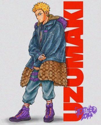 naruto goathe anime art