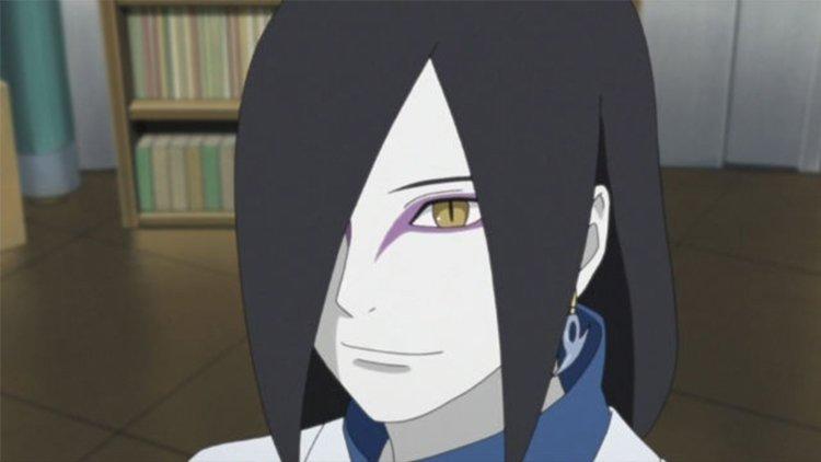 orochimaru naruto anime character