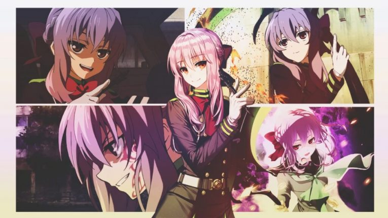 shinoa hiiragi anime wallpaper