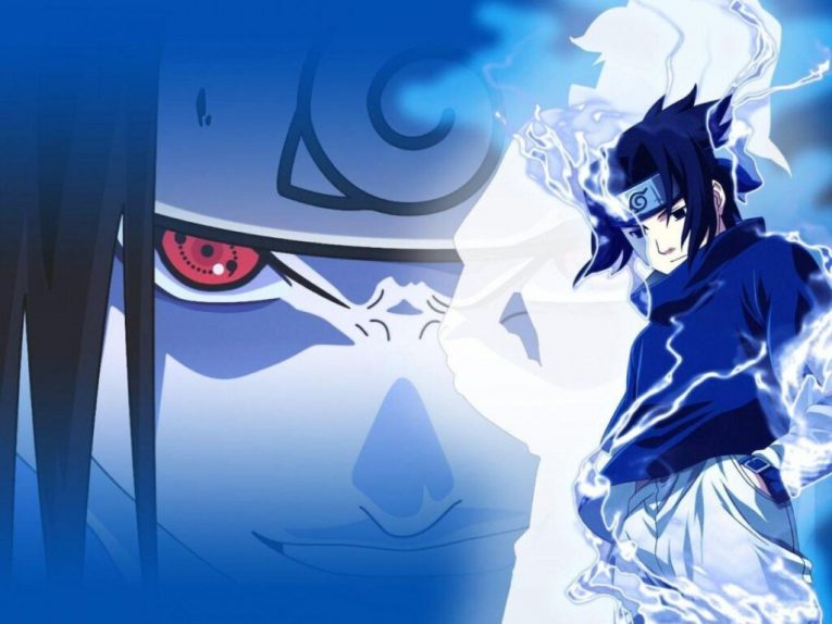 uchiha sasuke wallpaper anime