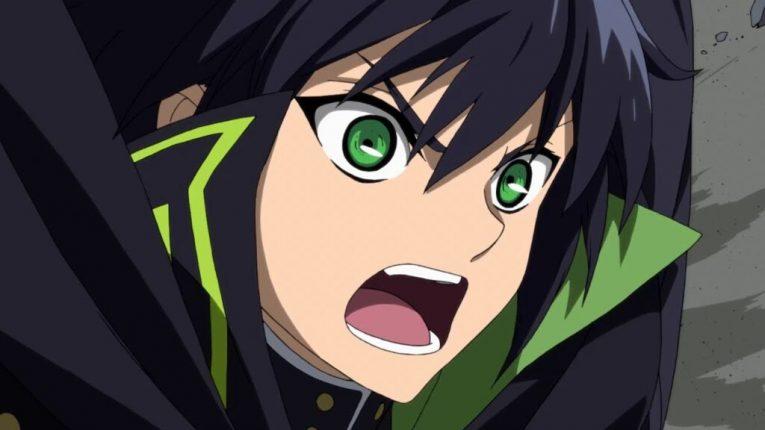 yuichiro hyakuya anime protagonist