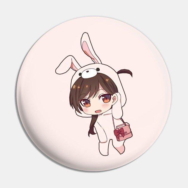 Chizuru Cute Pin