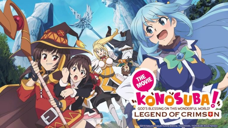 Konosuba Legend Of Crimson J.C STAFF | A Stellar List Of 13+ Anime Shows By J.C Staff!