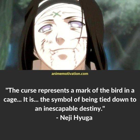 Neji Hyuga quotes naruto