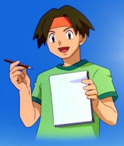 Tracey Sketchit Pokemon