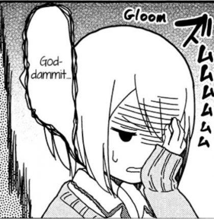 god dammit nako chan manga