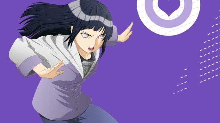 hinata hyuga anime wallpaper