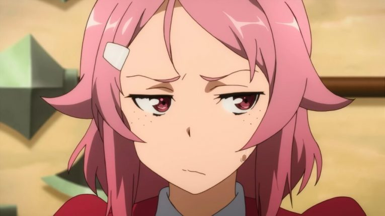 lisbeth seriously face