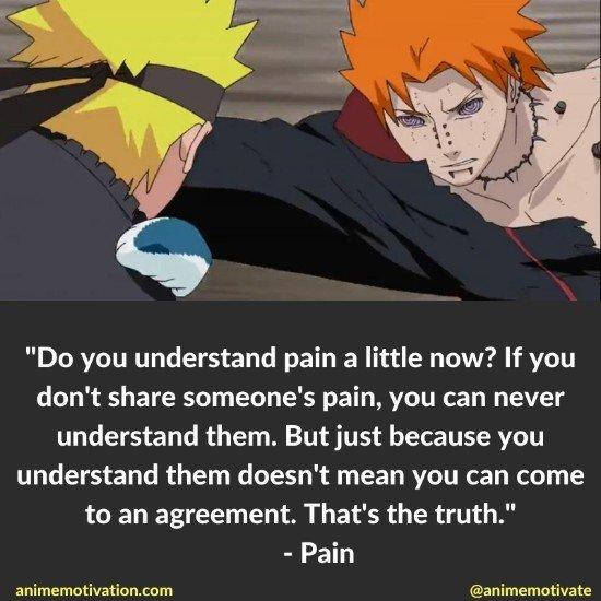 pain quotes naruto 12