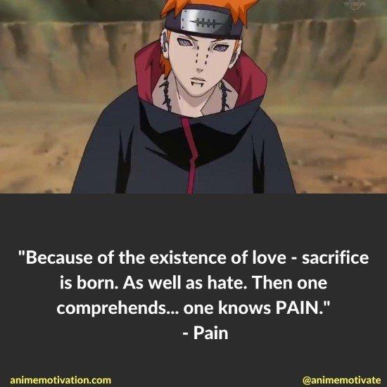 pain quotes naruto 6