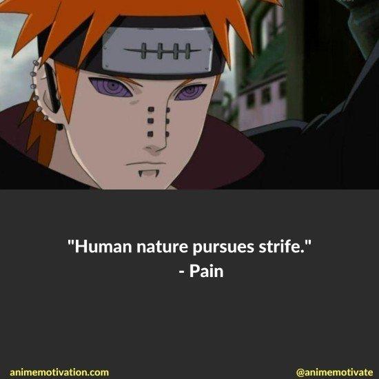 pain quotes naruto 9
