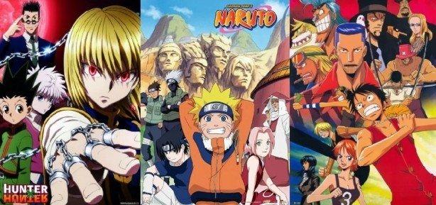 popular shounen anime
