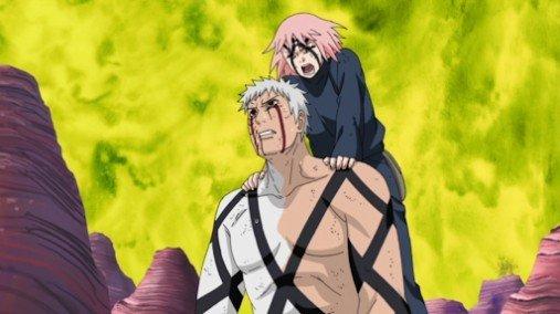 sakura and obito 1